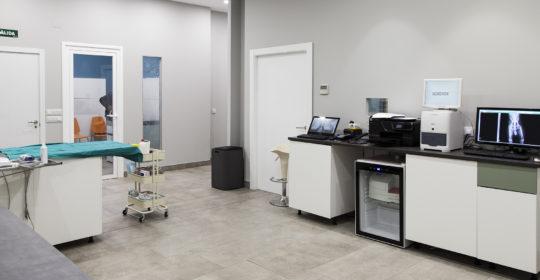 Laboratorio de Análisis Clínicos  veterinarios